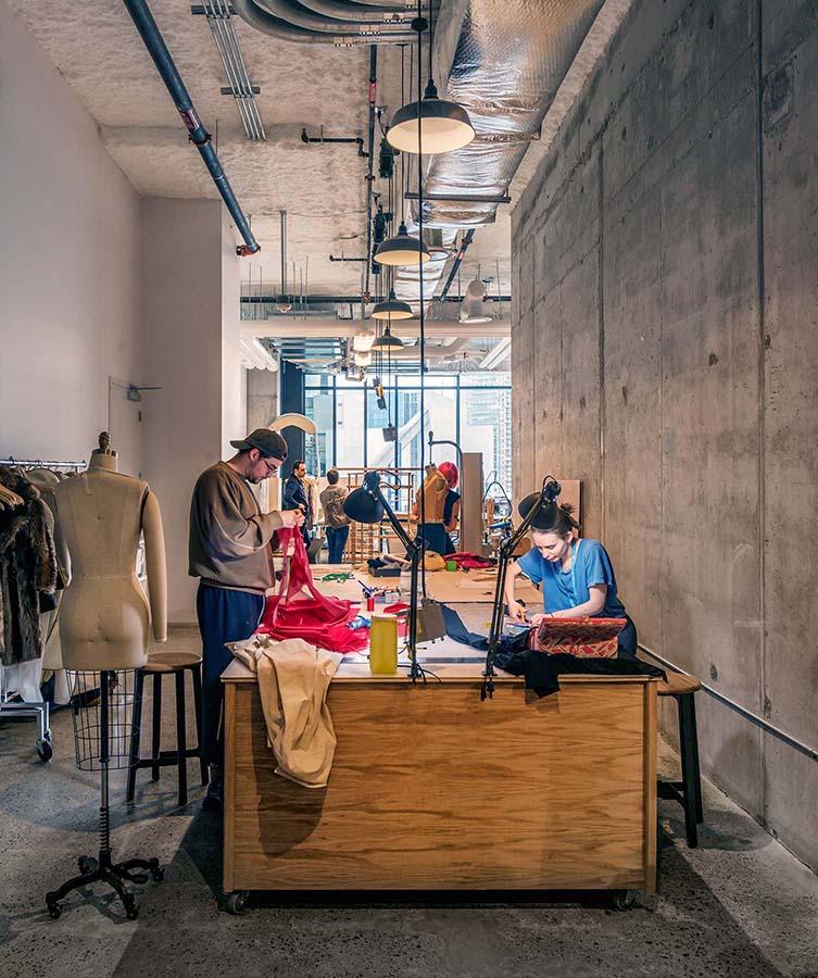 Artscape Daniels Launchpad Toronto