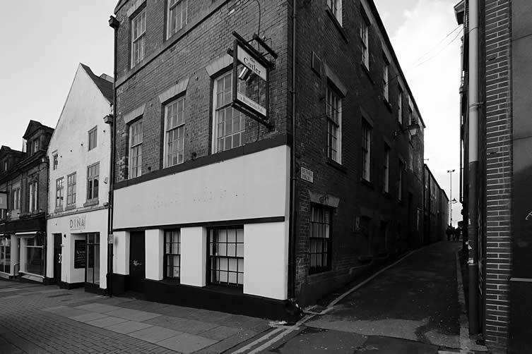 Bethel Walk, off Cambridge Street