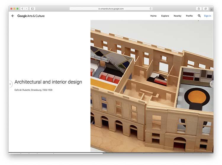 Visit the MoMA's virtual Sophie Taeuber-Arp exhibition
