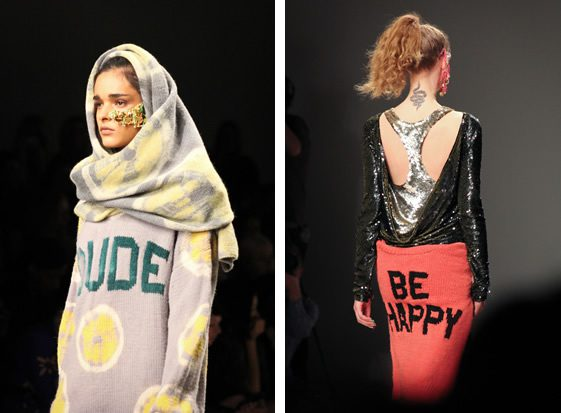 London Fashion Week; Ashish