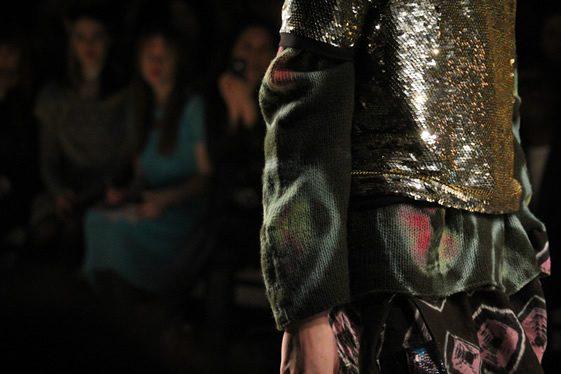 London Fashion Week; Ashish