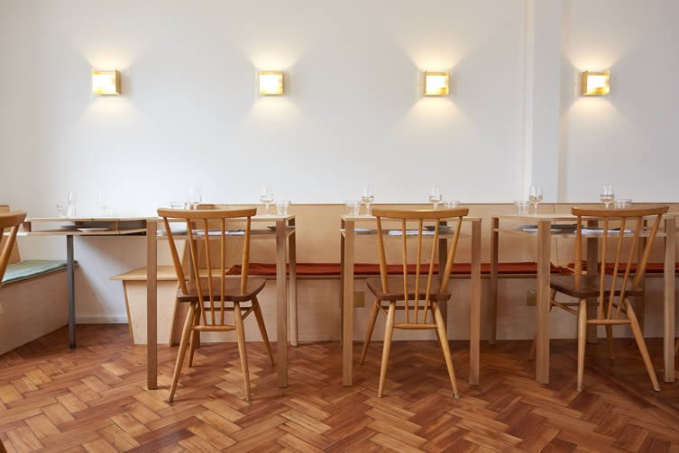 Aside Peckham: London Restaurant Café from Old Spike Roastery and Rob Dunne