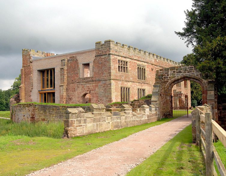 Astley Castle, Nuneaton, Warwickshire