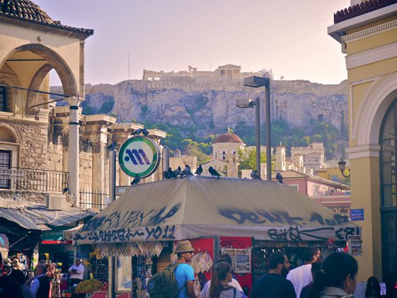 YES! Hotels x We Heart: Athens Matters