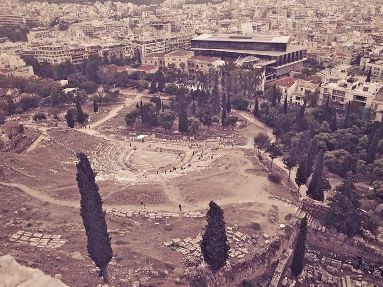 Athens Matters; Theodore Zoumboulakis