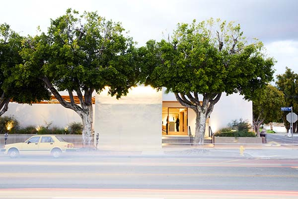 Auburn Los Angeles, Melrose Ave Restaurant by Chef Eric Bost