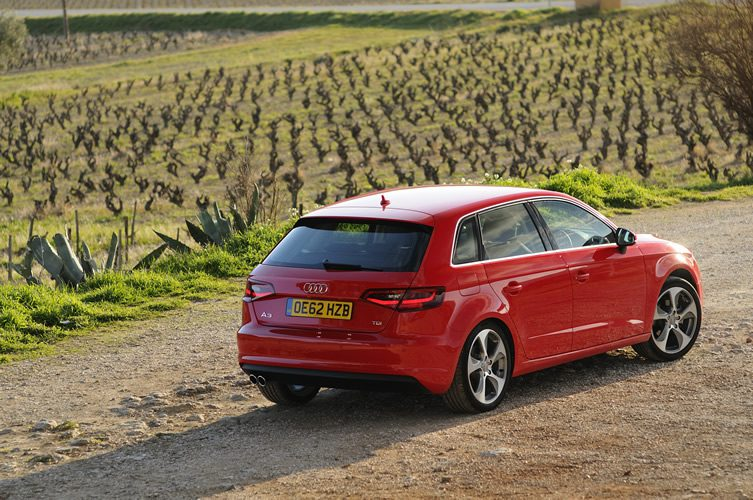 The return of the Audi A3 Sportback