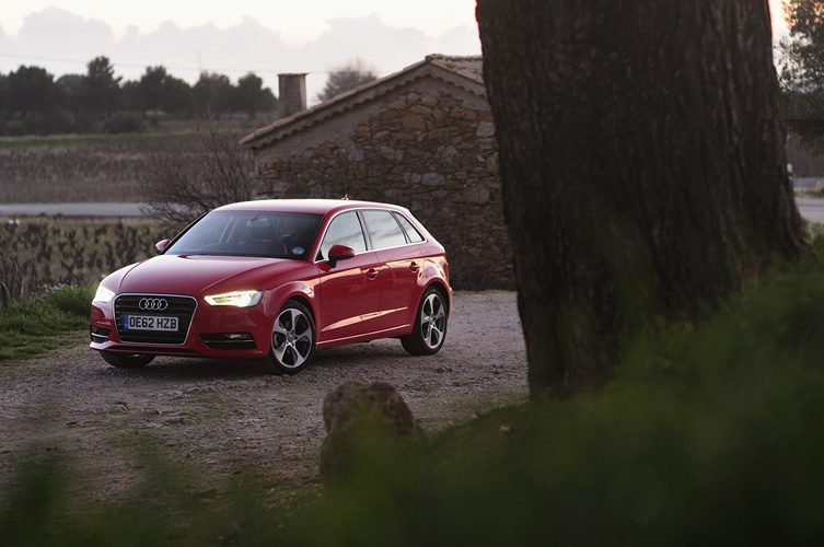 The return of the Audi A3 Sportback