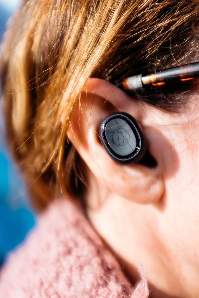 Audio-Technica ATH-CK3TW Wireless Headphones Review