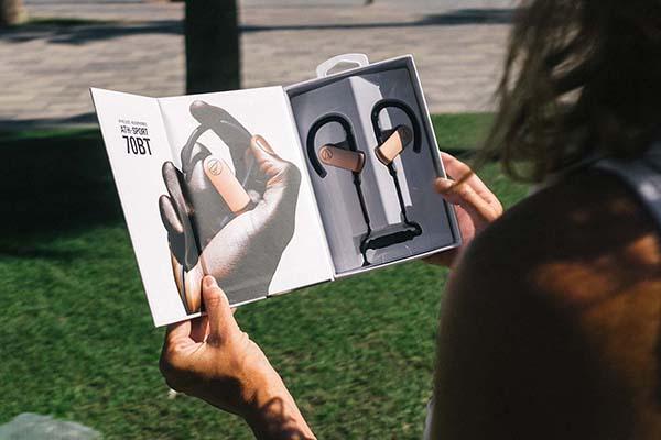 Audio-Technica ATH-SPORT70BT Bluetooth Headphones