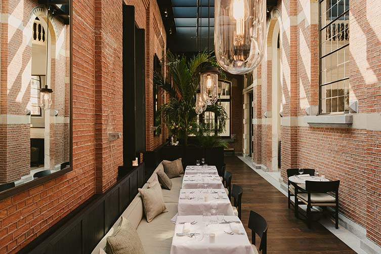 August Antwerp, Design Hotel in Berchem by Vincent Van Duysen