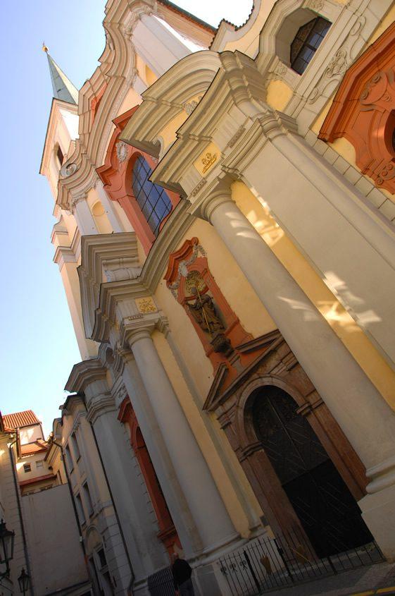 The Augustine, Prague