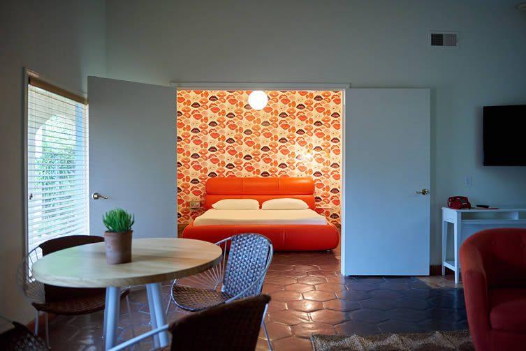 Austin Design Hotel Motel Texas, Bunkhouse Group Liz Lambert Austin Hotel