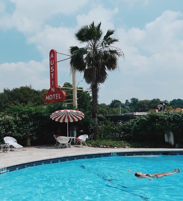 Austin Motel Texas, Bunkhouse Group Liz Lambert Austin Hotel