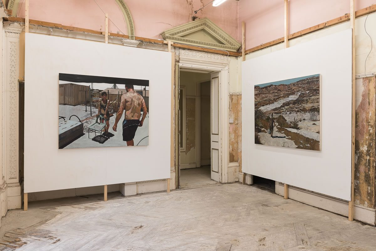 The Averard Hotel Project Space Slate Projects Exhibition