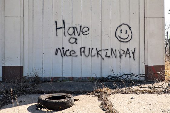 Bad Graffiti