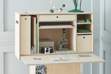 The Fieldwork Portable Lab by Baines&Fricker