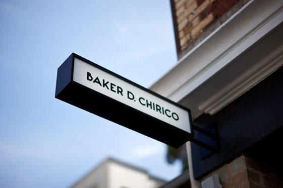 Baker D. Chirico; Carlton, Melbourne