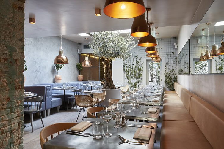 Bandol chelsea london for Best private dining rooms chelsea