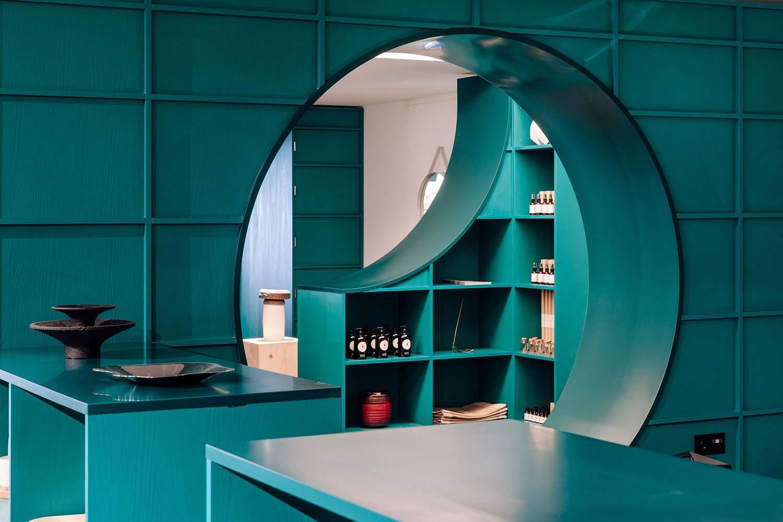 Banema Studio Lisbon Concept Store Designed by Campos Costa Arquitetos