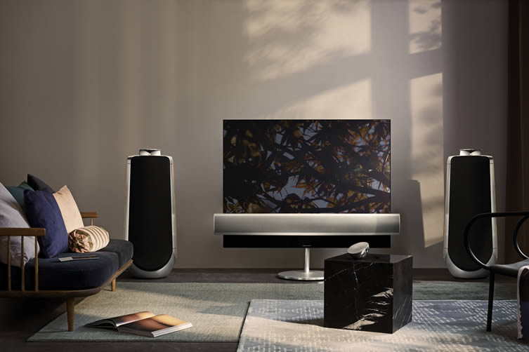 Bang & Olufsen BeoVision Eclipse and Family TV Survey