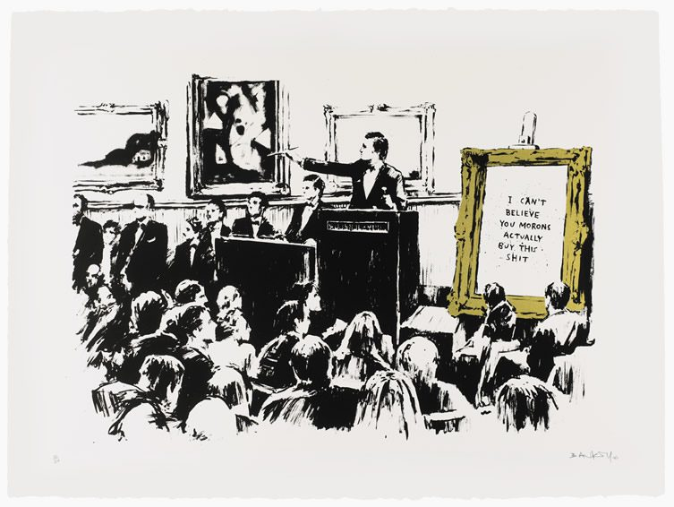 BANKSY The Unauthorised Retrospective Curated by Steve Lazarides
