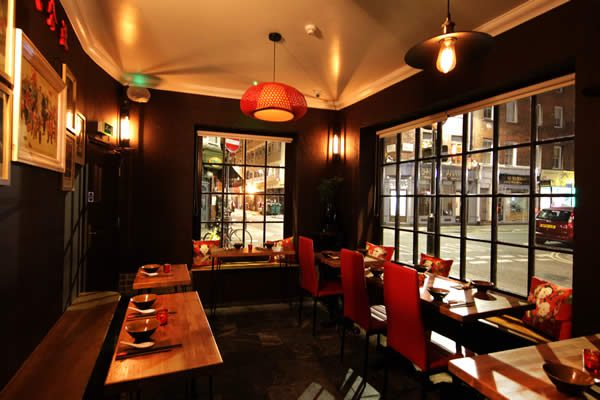 Baozilnn Soho, London Romilly St Dim Sum Restaurant, Chinatown