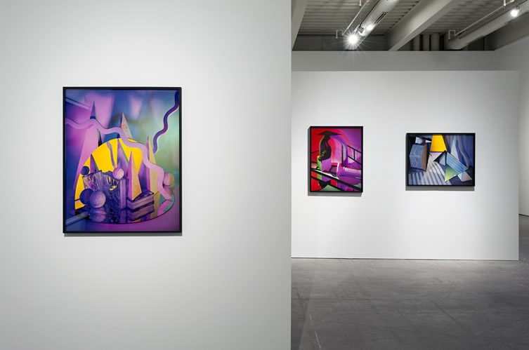 Barbara Kasten Stages at Institute of Contemporary Art, University of Pennsylvania