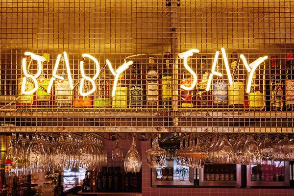 Bar Basquiat, Javastraat, Amsterdam-Oost