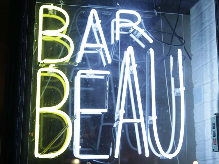 Bar Beau Williamsburg