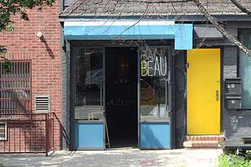 Bar Beau, Williamsburg