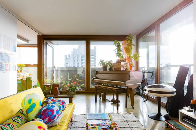 Residents: Inside the Iconic Barbican Estate