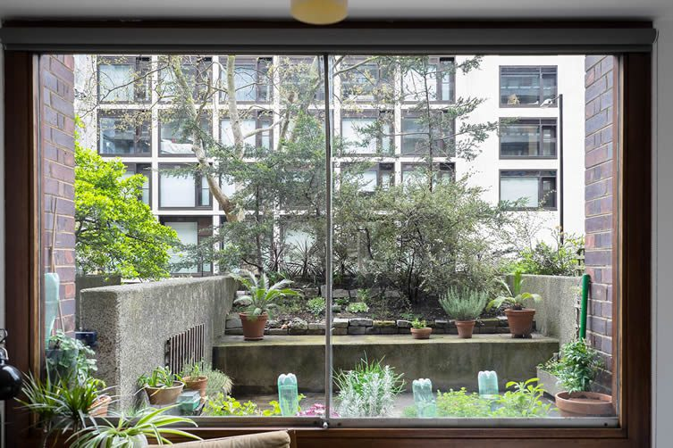 Inside the Barbican Estate