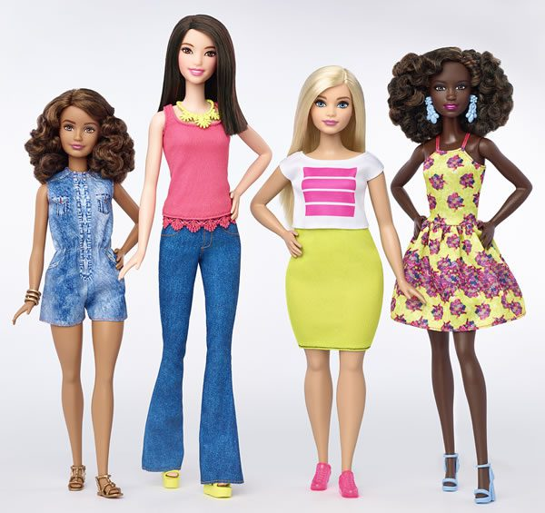 Barbie updates