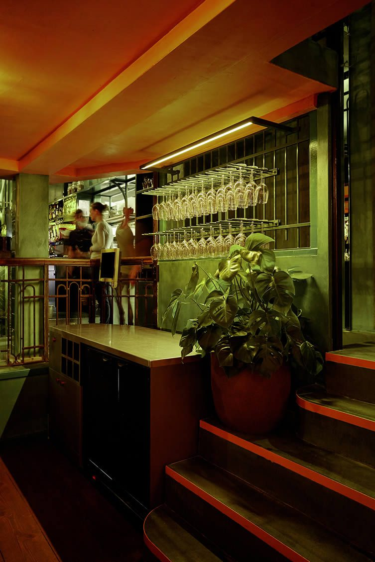 Bar Botanique Amsterdam East