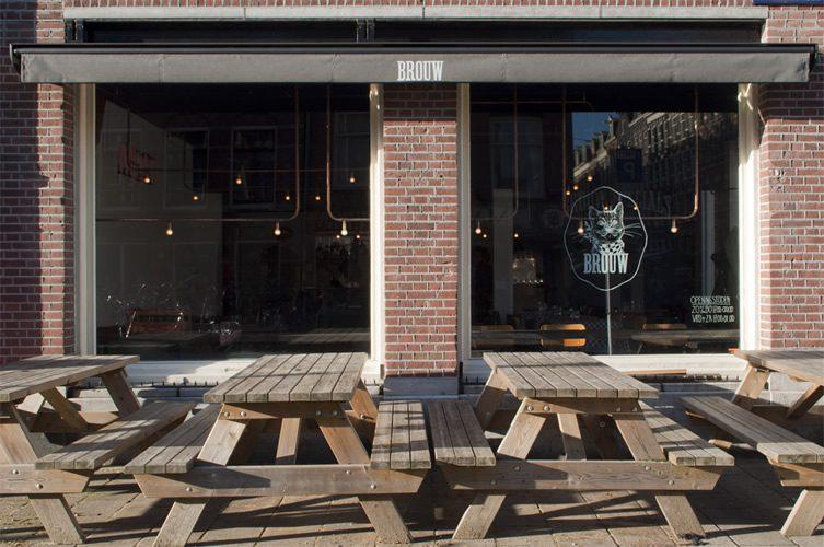 Bar Brouw — Amsterdam