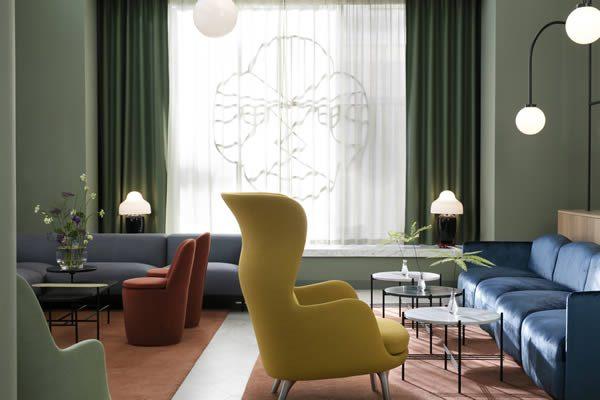 Barceló Torre de Madrid: Jaime Hayon Design Hotel Madrid
