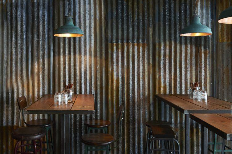 Barnyard Restaurant — London