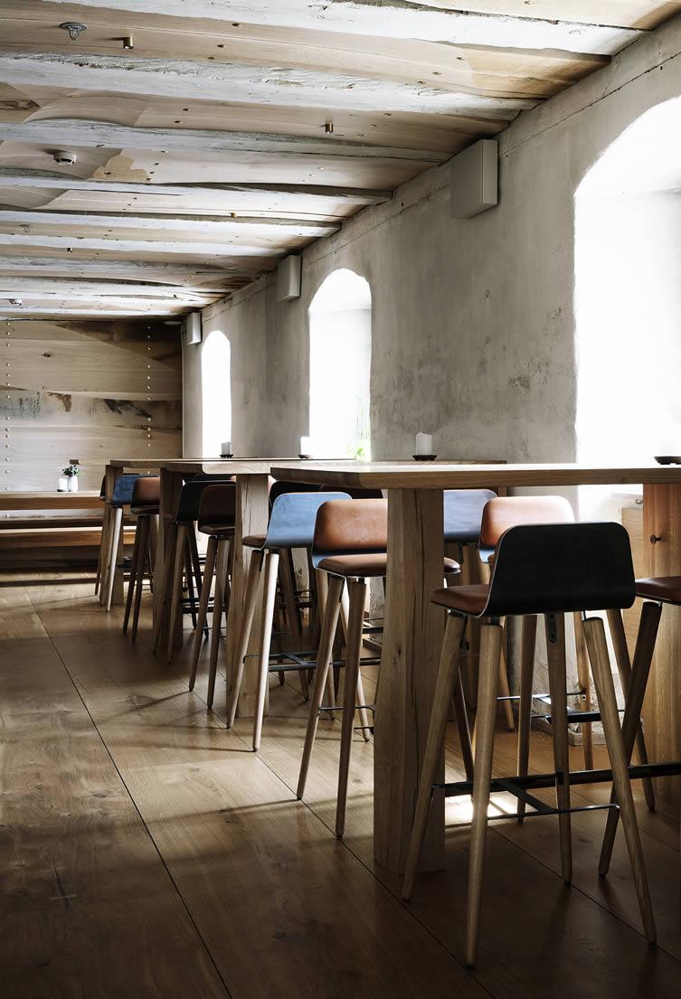 Barr Copenhagen, Thorsten Schmidt Noma Restaurant