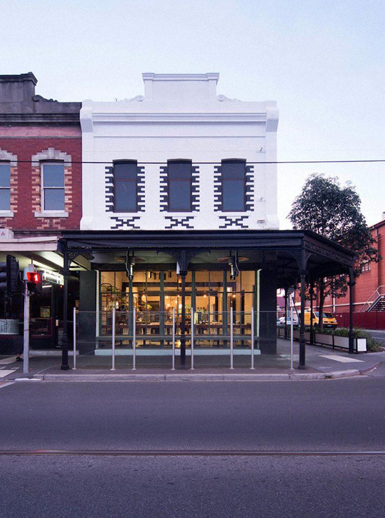 Barry Café — Melbourne