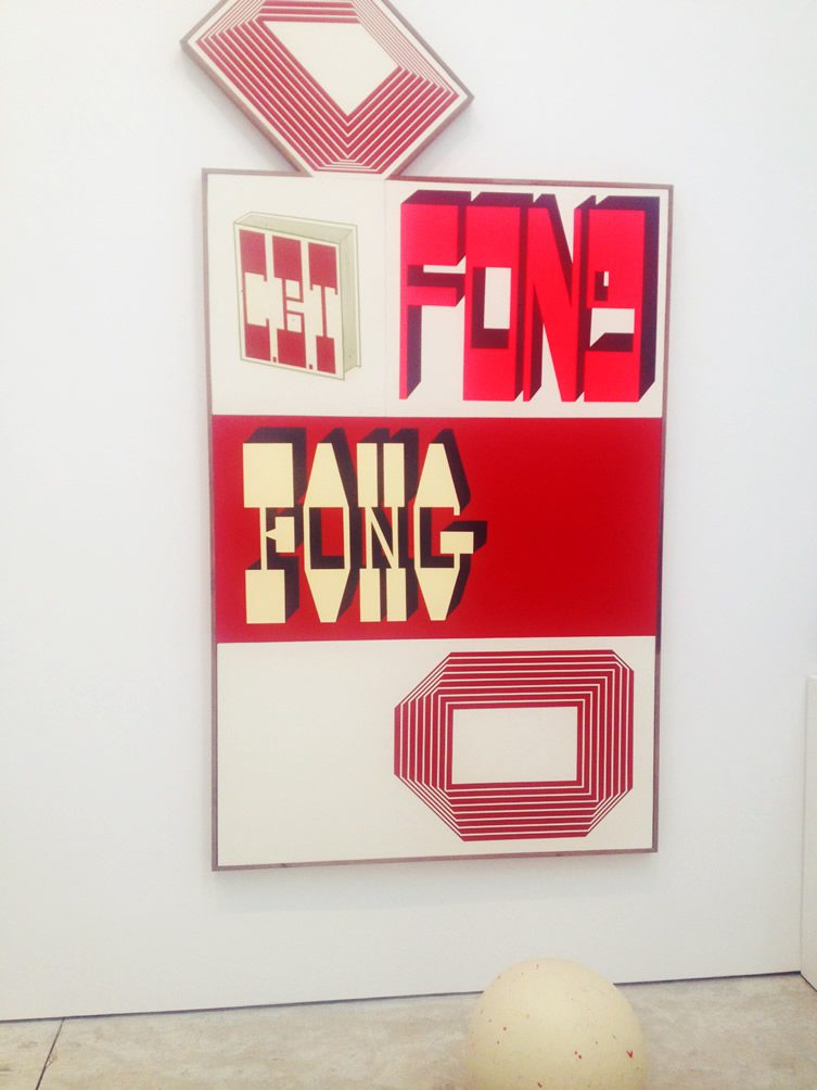Barry McGee at Cheim & Read, New York