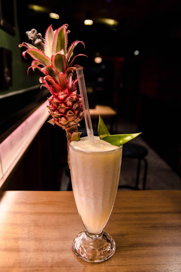 Bar Sauvage Cocktail Bar Barcelona