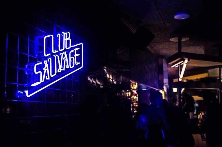 Bar Sauvage, Barcelona