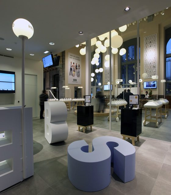 BASE Flagship Store, Antwerp
