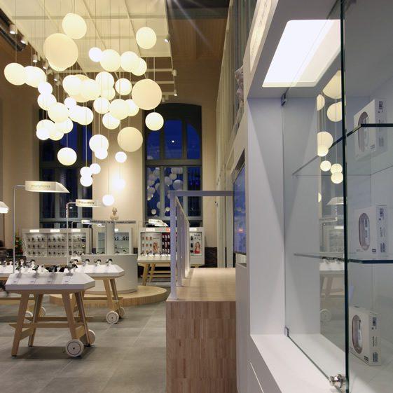 BASE Flagship Store, Antwerp
