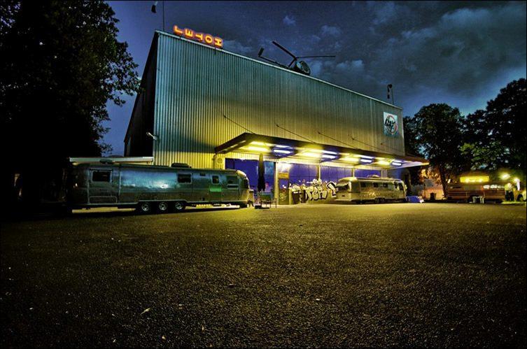 BaseCamp Bonn — Bonn, Germany