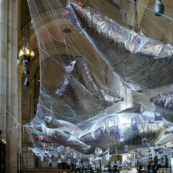 SOFTlab's Beaux Arts Ball Installation