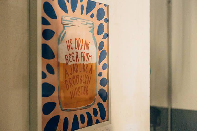 Caña Magazine, Beer Culture at Garage Beer Co., Barcelona