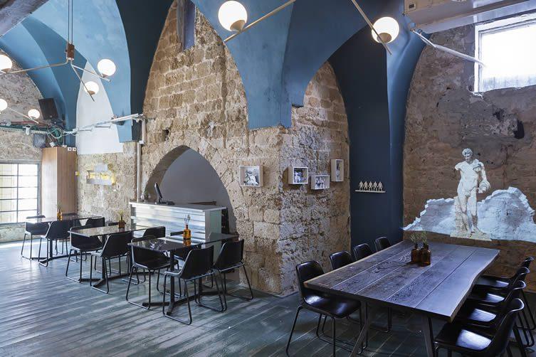Beit Kandinof Jaffa Tel Aviv, Designed by OPA