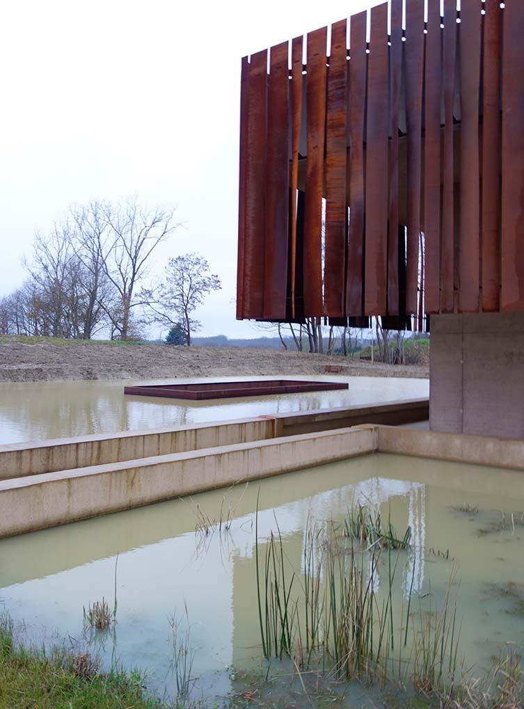 Belgian Architecture Guide: Crematorium Holsbeek